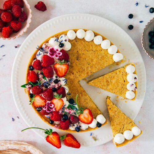 Pistachio Tres Leches Cake Recipe