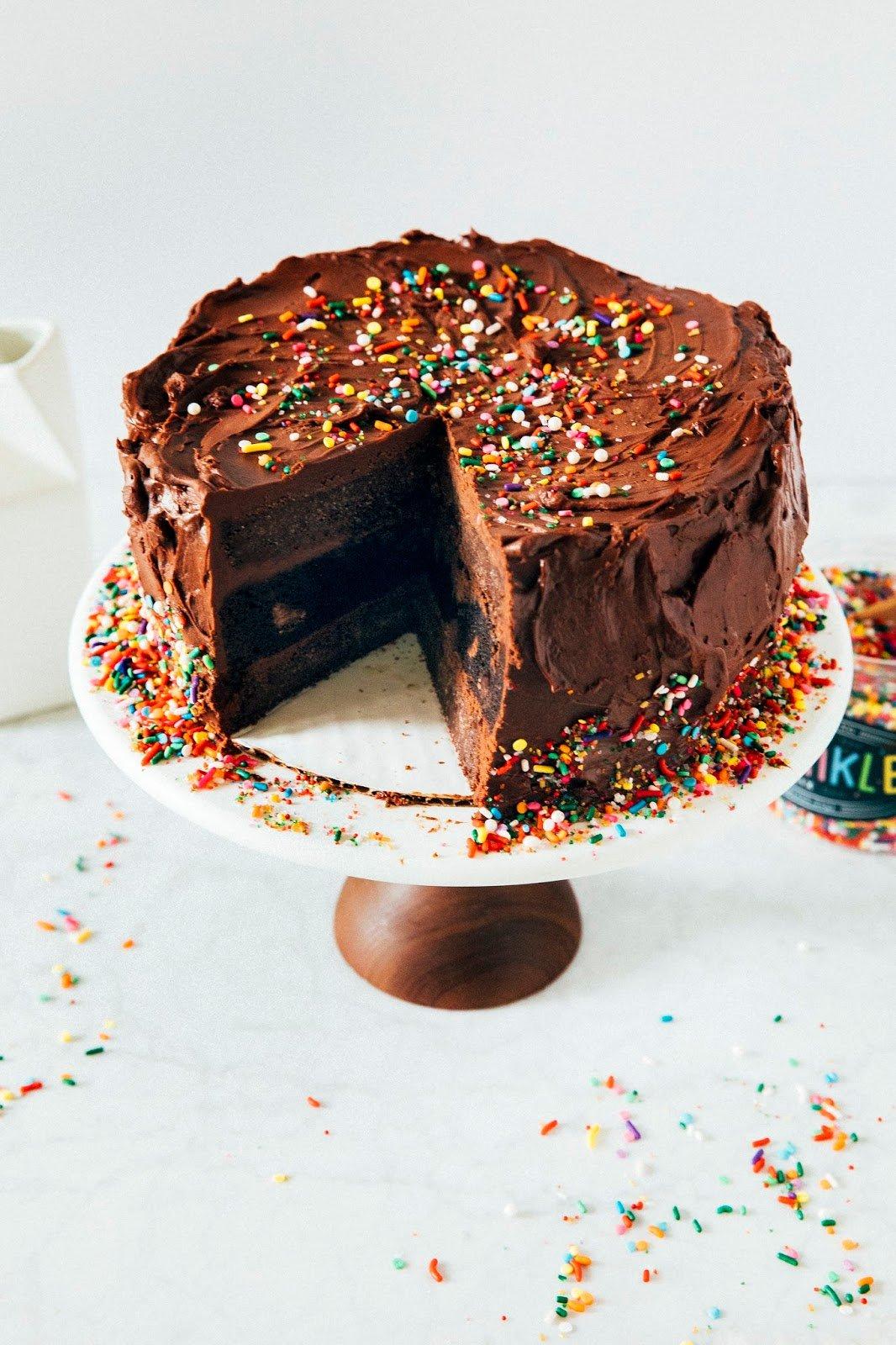 Brownie Cake Recipe From Scratch
