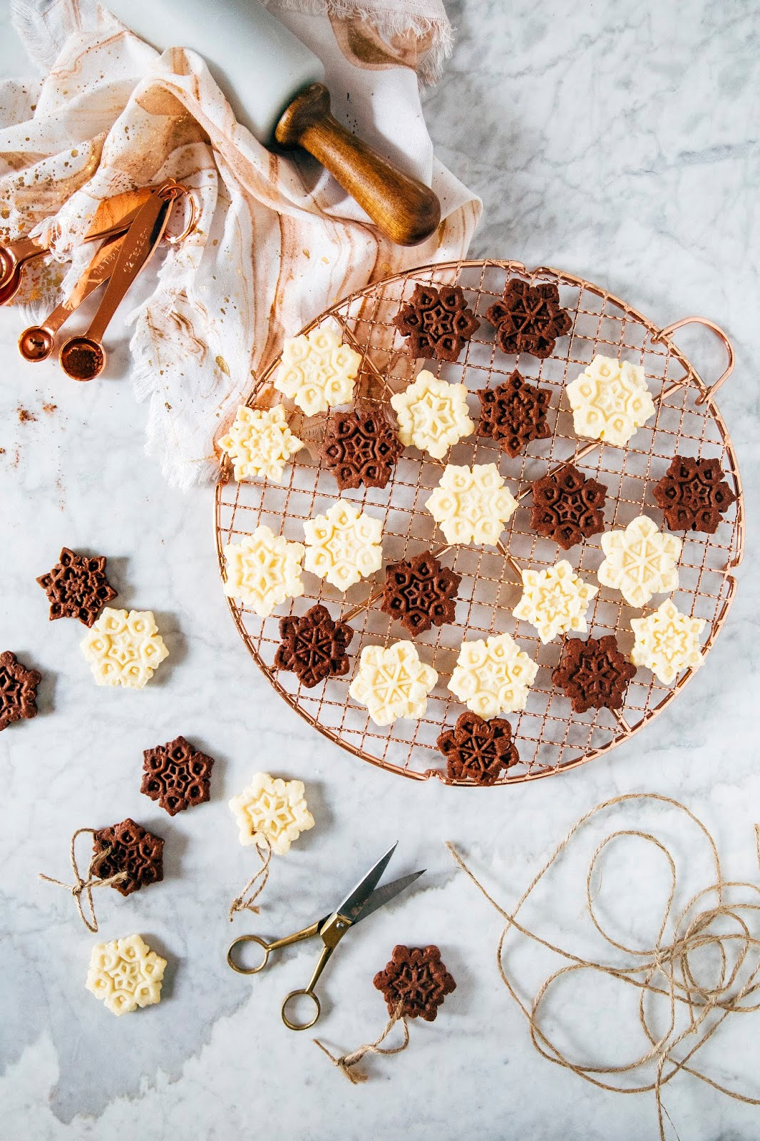 coconut oil cut out sugar cookies » Hummingbird High