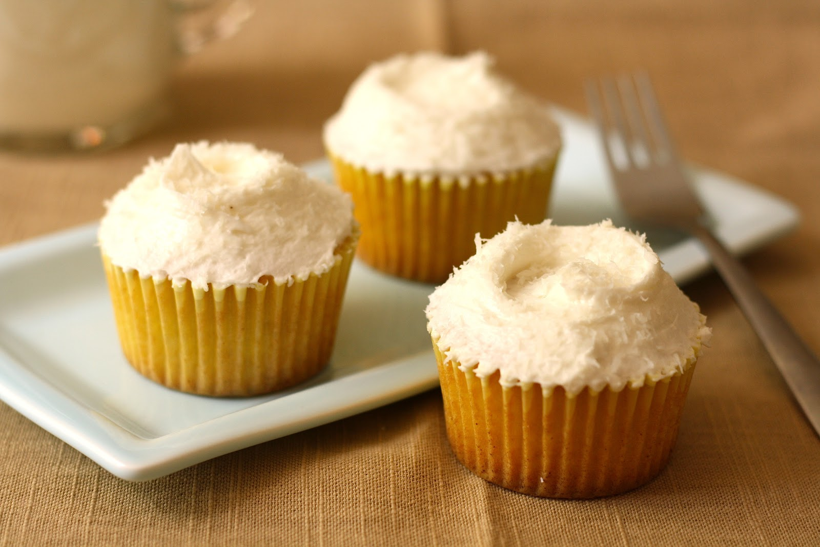 Hummingbird Bakery Coconut And Pineapple Cupcakes Recipe Adapted