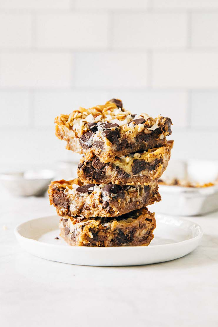 small batch magic cookie bars