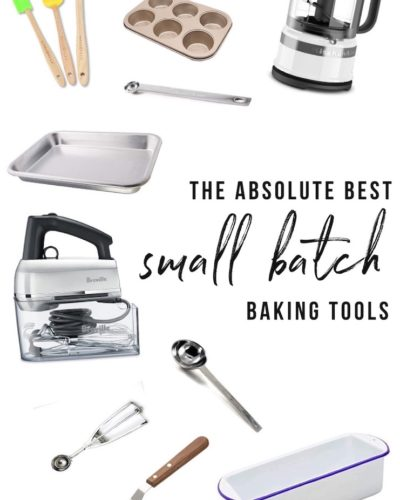 best small batch baking tools