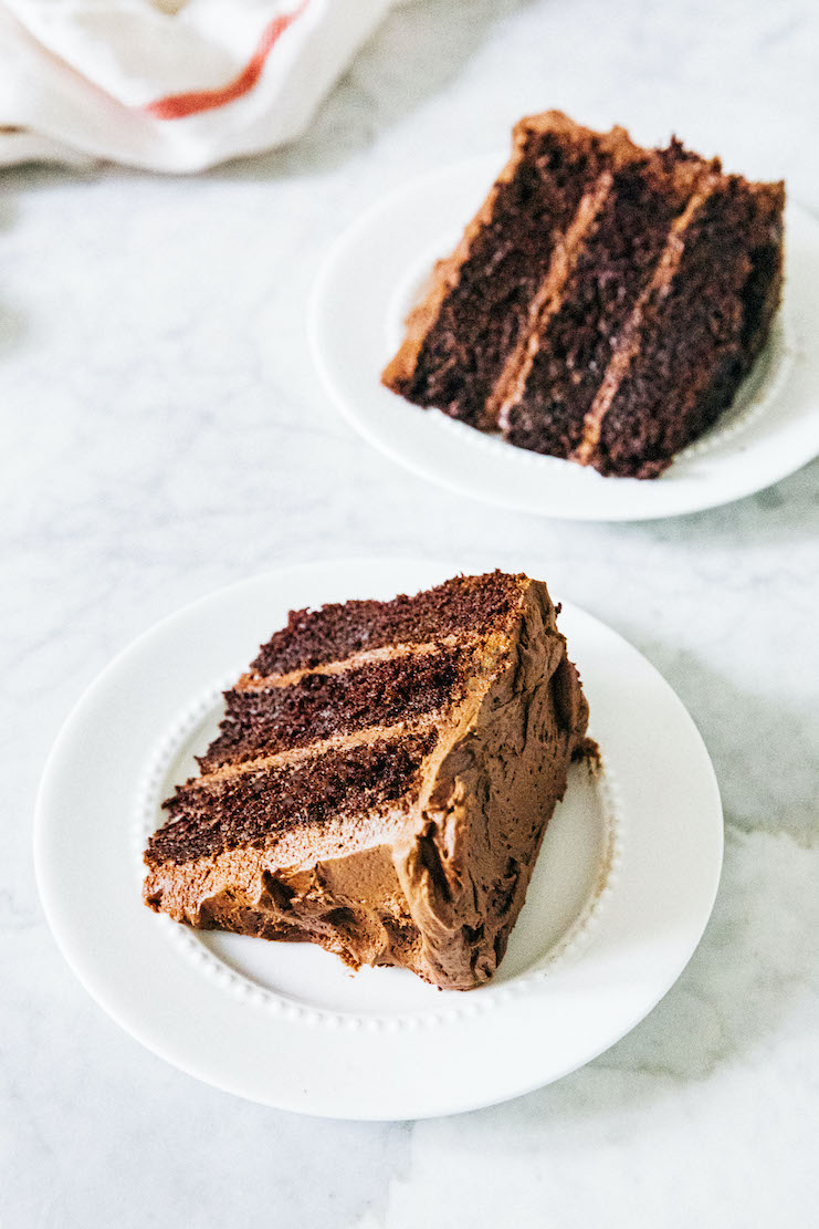 hershey's perfectly chocolate cake recipe