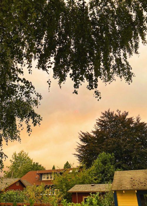 portland wildfire 2020