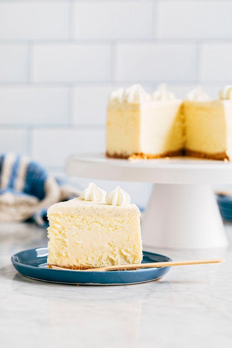 6 inch cheesecake recipe