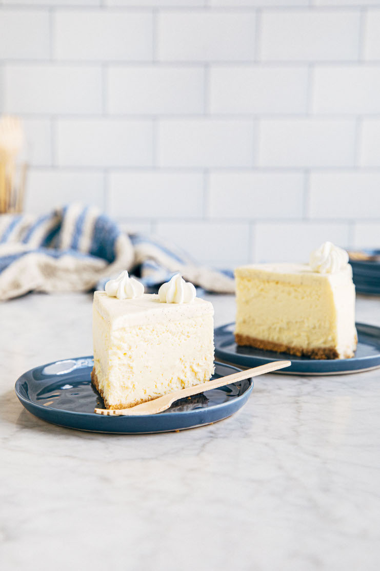 slices of 6 inch cheesecake recipe