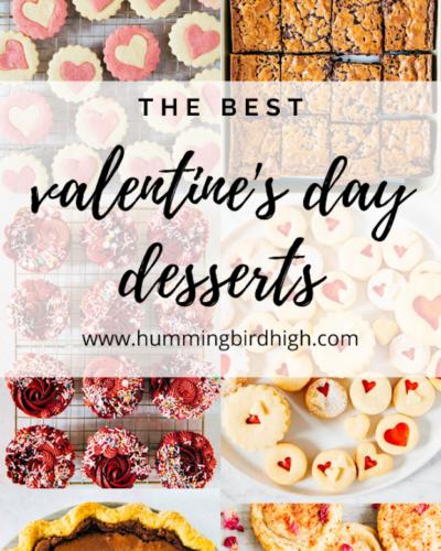 best valentine's day desserts