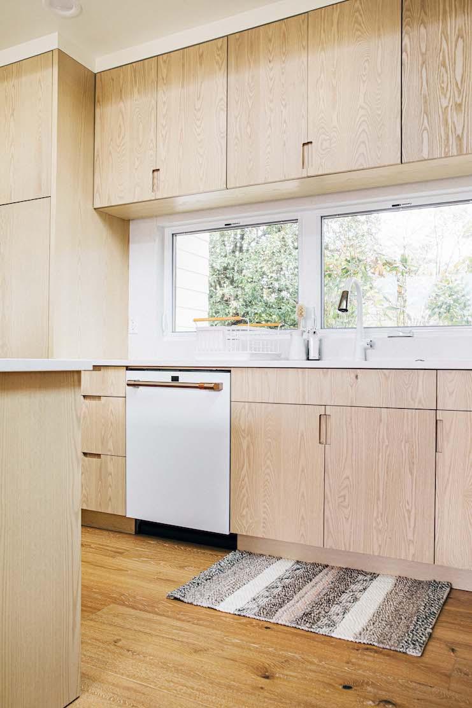 hummingbird high new kitchen sink area