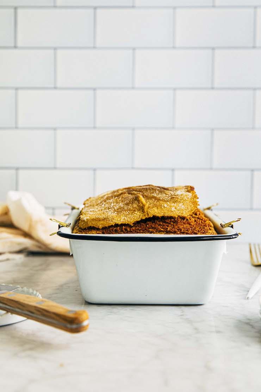 pumpkin chai bread recipe