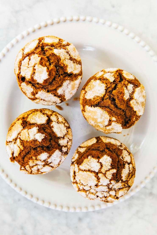 small batch pumpkin muffin recipe