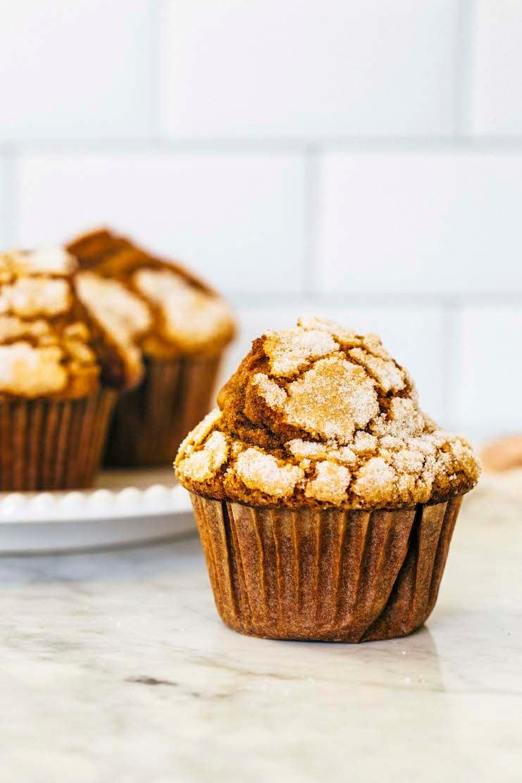 small batch pumpkin muffins